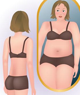 pierdere în greutate anormală anorexie
